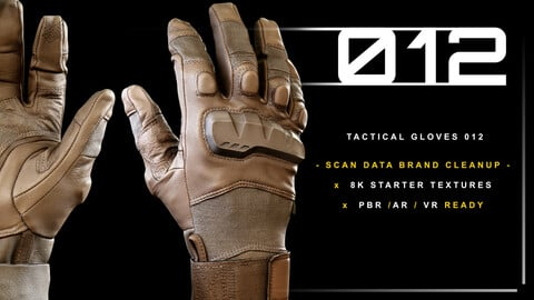 Tactical Gloves 012