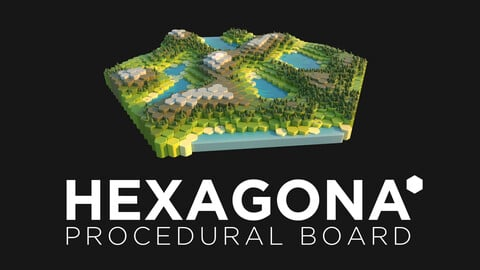 HEXAGONA Procedural Board