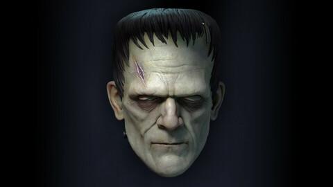 ♦ Frankenstein's Monster Magnet ♦