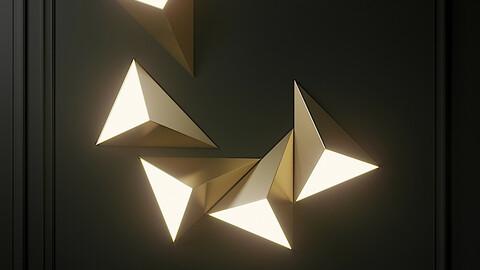 TETRA WALL LIGHT By CVL Luminaires