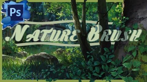 Nature Brushes