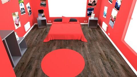 child bedroom Interior 2 room