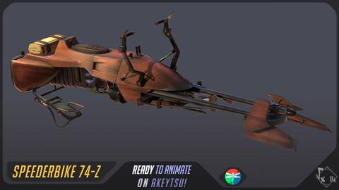 SpeederBike 74-Z