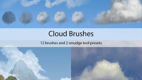 Cloud Brushes