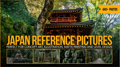 Japan Reference Pictures