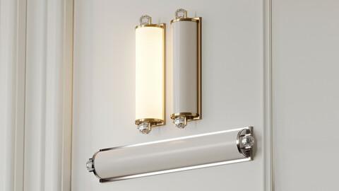 Prescott Bath Light by Hudson Valley Lighting