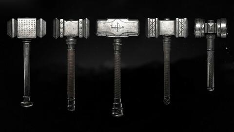 Hammer generator