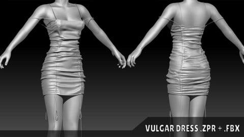 Vulgar Dress