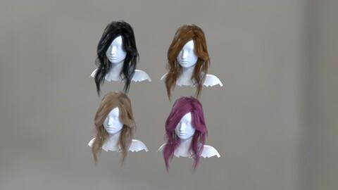 Game Hair
