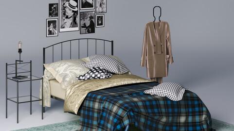 BED HOFF -12