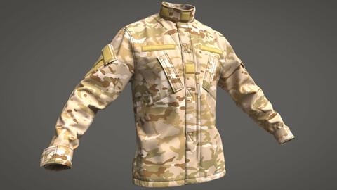 Military Jacket (ACU Army Combat Uniform)
