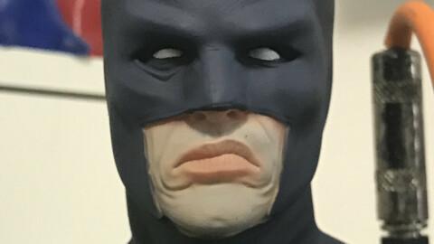 Batman Bust for 3D Print