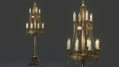 Candle Stand Holder