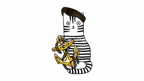 Marine corps Cat
