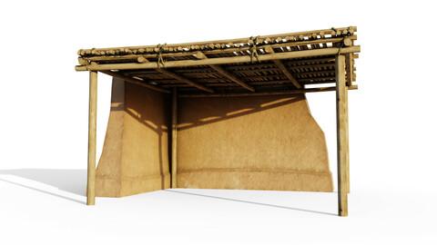 Basic Desert Shelter