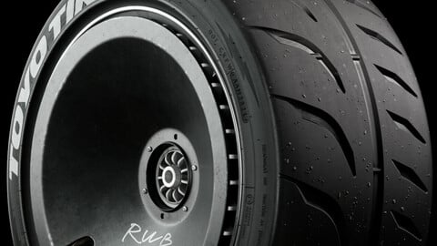 Toyo Proxes r888R Tire Gravel and Dusted (Real World Details)