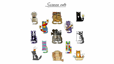 Science Cats