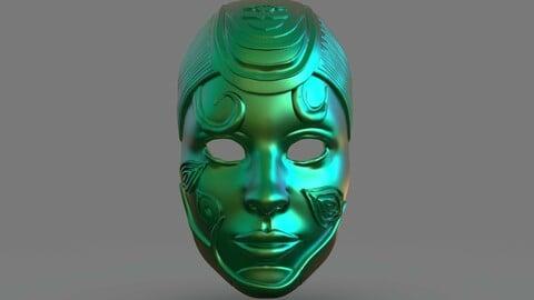 Natural Mask 3D Print