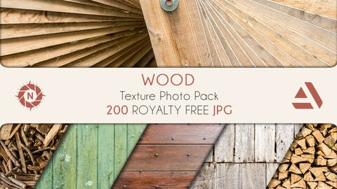 Texture Photo Pack: Wood