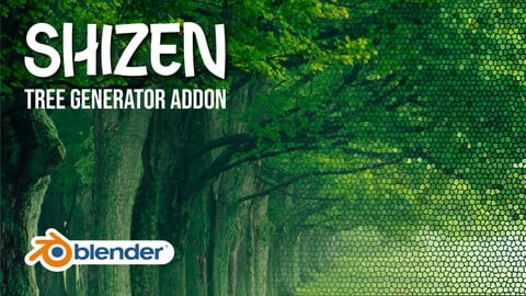Shizen - Trees Generator Addon