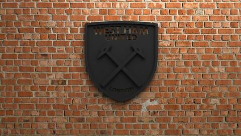 West Ham United FC Logo