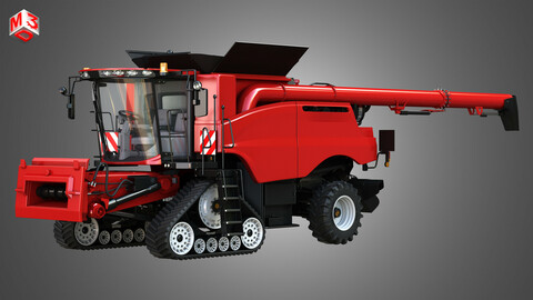 Axial-Flow 9240 Combine Harvester