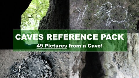CAVE REFERENCE PACK