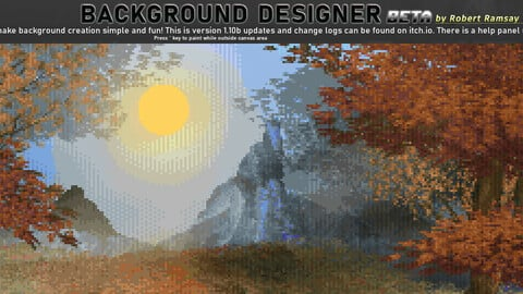 Backdrop Designer - V1.14 BETA