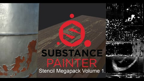 Stencil Mega Pack Volume 1