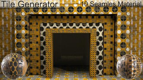 Old Tile Generator
