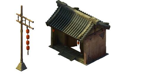 Desert Gobi - Inn Gate