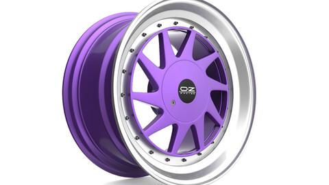 OZ TURBO Custom wheel