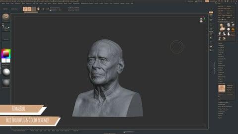 PixelWorkshop Custom UI & Color Schemes
