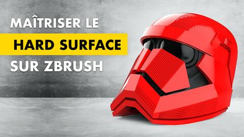 Maîtriser le Hard Surface sur ZBrush