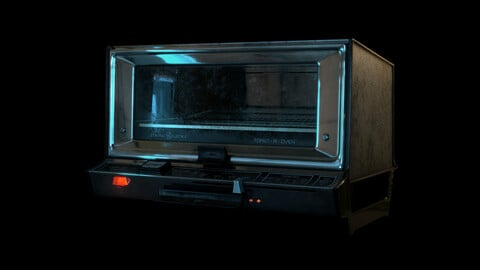 Toast_Oven (General Electric) - Project Melancholia