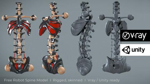 Robot Spine