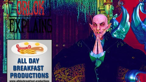 Orlok Explains All Day Breakfast - A Not-for-Profit Publisher