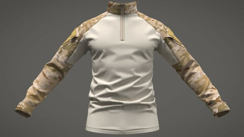 Military Shirt (combat uniform Crye Precision)