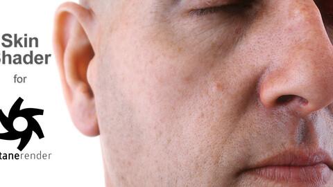 Octane Skin Shader for Standalone