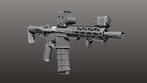 AR15 SBR