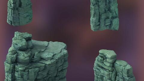 Terrain - Stone 07