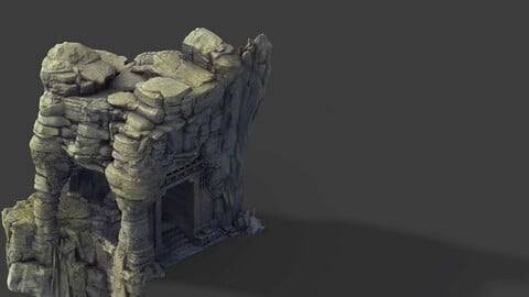 Terrain - Stone 09