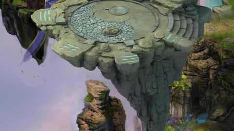 Terrain - Stone 10