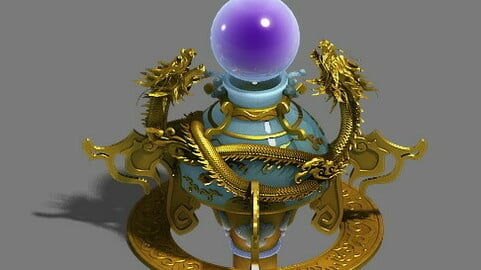 Imperial - Decoration Dragon Ball