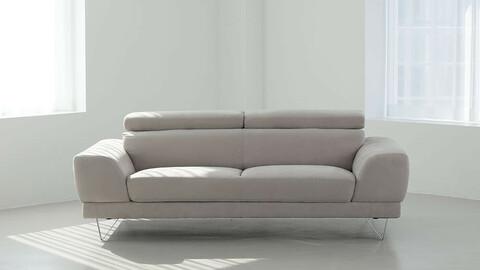 Aquafabric Ron 3-seat sofa 3colors