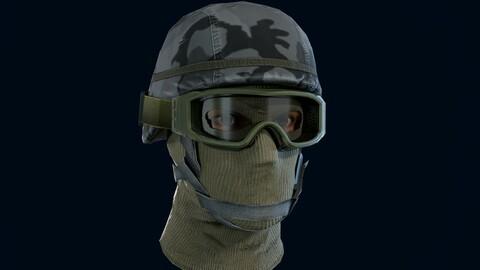 Military Head