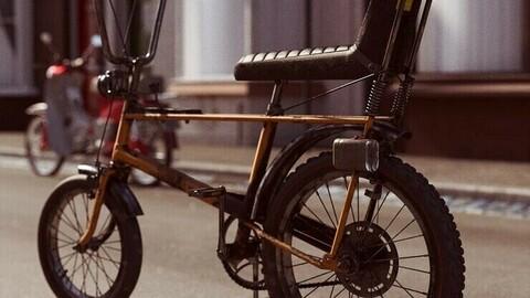 Vintage 70s Pedal Bike