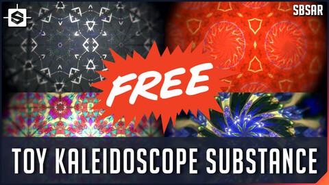 Toy Kaleidoscope Substance - Free Version