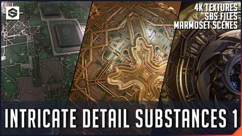 Intricate Details 01 / SBS Pack