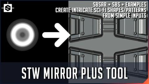 STW Mirror Plus - Advanced Mirror/Extrusion Tool for SD